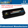 Zonne Inverter 5000W DC24V aan AC 220V Modified Sine Wave Inverter met UPS Charge 20A