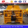 Портативная твиновская машина конкретного смесителя вала 1m3 для сбывания (JS1000)