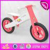 Estoque! ! ! ! 2014 Stock brinquedo de bicicleta de madeira para crianças, estoque brinquedo de bicicleta de madeira para crianças, equilíbrio de madeira conjunto de bicicleta para fábrica de bebê W16c088