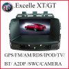 Reproductor de DVD para coche Buick-Excelle XT/GT (K-951)