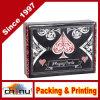 Выдвиженческий покер чешет карточки настольных игр изготовленный на заказ играя