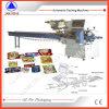 Máquina de embalaje automática de la galleta de la torta del pan de alta velocidad