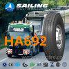 HochleistungsTubed Bus-Ladevorrichtungs-LKW-Schlussteil-Gummireifen-Reifen