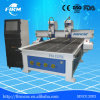 Grabado del corte de dos ejes de rotación que talla a grabador del CNC