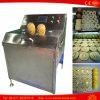 Rebanadora de Apple del limón de la piña de kiwi de la máquina de cortar anaranjada industrial de la fruta