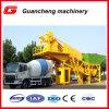 De populaire Mobiele Installatie van de Concrete Mengeling op Verkoop in Shandong