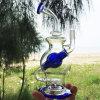 De verbazende Prachtige Rokende Waterpijpen van het Glas van de Stijl van Shicha van de Waterpijp (S-GB-257)