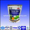 Impreso clip de la bolsa de Alimentos