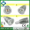 SAA 세륨 RoHS 7W Dimmable COB 크리 말 LED Bulb Gu5.3 MR16 GU10 E27 LED Spot Light