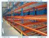 Bandejas de armazenamento de caixa de armazenamento através de rack para caixas