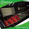 Flor personalizada simples ambiental Brown Embalagem Embalagens de papel cartão Caixa de Papelão Ondulado