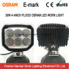 2017 Nuevo 4.4inch 30W LED de Osram MARCA E-Luz de trabajo (GT2012-30W)