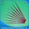jogo de escova de madeira do artista do punho 9PCS (AB-066)