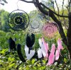 Plumas indias Dreamcatcher coche Accesorios Decoración Dream Catcher