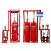 Extintor automático del gas de la red FM200 del tubo del precio bajo 5.6MPa