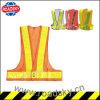 CER haltbares Polyester, das reflektierende Kleidung für Bauarbeit warnt