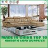 Bâti de sofa faisant le coin en cuir modulaire de Loveseats pour la salle de séjour