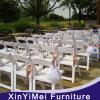 De openlucht Stoel van de Tuin van de Hars van het Meubilair Huwelijk Opgevulde (xym-R11)