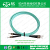 St/Upc-St/UPC Multimode OM3 3,0Mm Duplex de Um patch cable de fibra óptica