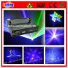 luce laser di 3500MW RGB 10kpss 4 in-1 3D Ilda Animation