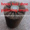 Cepillo redondo del pelo del caballo para la maquinaria de pulido del zapato (YY-339)