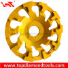 T e L Shape Grinding Diamond Cup Wheel