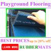 Parque de atracciones de goma del piso / Zona de juegos Rubber Flooring