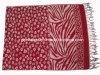 De Sjaal van de jacquard (mkp-011D)
