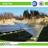Corchetes del sistema solar de aluminio de tierra del montaje/del panel solar/estructura de montaje del panel solar