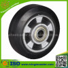Elastisches Rubber Wheels mit Aluminium Core für Industrial Caster