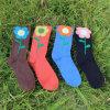Socks GS011808 de coton de mode de Madame Girl Women's