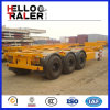 Container Transportationのための40 FT3 Axle Trailer