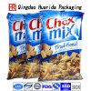Верхним пластмасса ранга изготовленный на заказ напечатанная логосом откалывает мешки упаковки еды