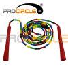 Nuevo diseño de rebordeado baratos saltando saltar la cuerda (PC-JR1080)