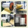 1100 1050, 1060 stucco Embossed Aluminum Coil con Craft Paper per Insulation