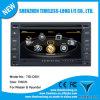 lecteur DVD de 2DIN Auto Radio Car pour Nissans Universal avec A8 Chipest, GPS, Bluetooth, écart-type, USB, iPod, MP3, 3G, WiFi Function