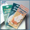 Kundenspezifisches Form-Auto-Luft-Erfrischungsmittel mit Karten-Verpackung