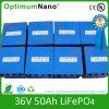 UPS Light E-Motorcycle를 위한 36V 50ah LiFePO4 Battery Pack