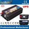 inversor da potência do UPS de 24V 1200W com carregador de bateria
