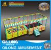 Positionnements extérieurs de cour de jeu de tremplin (QL-3030A)