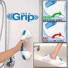 Safety Grab Bar, aspiration de salle de bains avec indicateur
