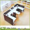 Commis de bureau avec 2 sièges de partition CD-8860