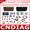 WiFi를 가진 Maxisys PRO Ms908p Diagnostic System