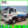 販売のためのSinotruk HOWO 10cbmの水漕そしてタンク車