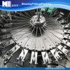 O SUS total 304 CE provou ser cheia de enchimento automático de água da linha de máquinas de engarrafamento