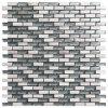 Mosaik Tile (Stone mit GlassDSG1213, 1267, 1230)