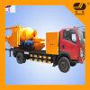 Jbc30 Concrete Pump Mixers Concrete Mixer Pump com Trailer