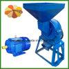 Máquina do moinho de martelo do triturador do milho do moedor da grão de China mini