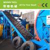Pneu que recicl o equipamento /tyre que recicl a máquina com certificação do CE