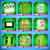 Screen-Metallinteraktives Digital-Membranschalter-Panel/Objektive